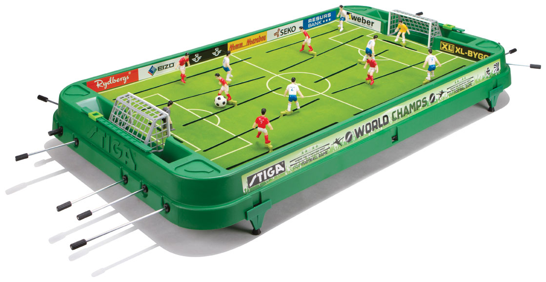 Stiga World Champs Table Soccer Football Game # 71 1255 05