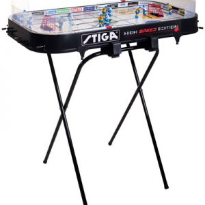 Stiga-table-hockey-game-plus-game-stand