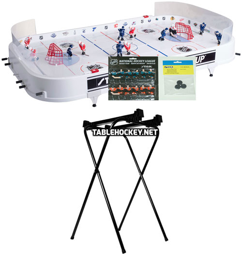 The Total Package - Stiga Stanley Cup Hockey Game + Game Stand + 1 ...