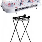 Stiga Table Hockey game + Stiga Game Stand