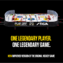 New ad for the Playoff 21 Table hockey game from Stiga & Peter Forsberg